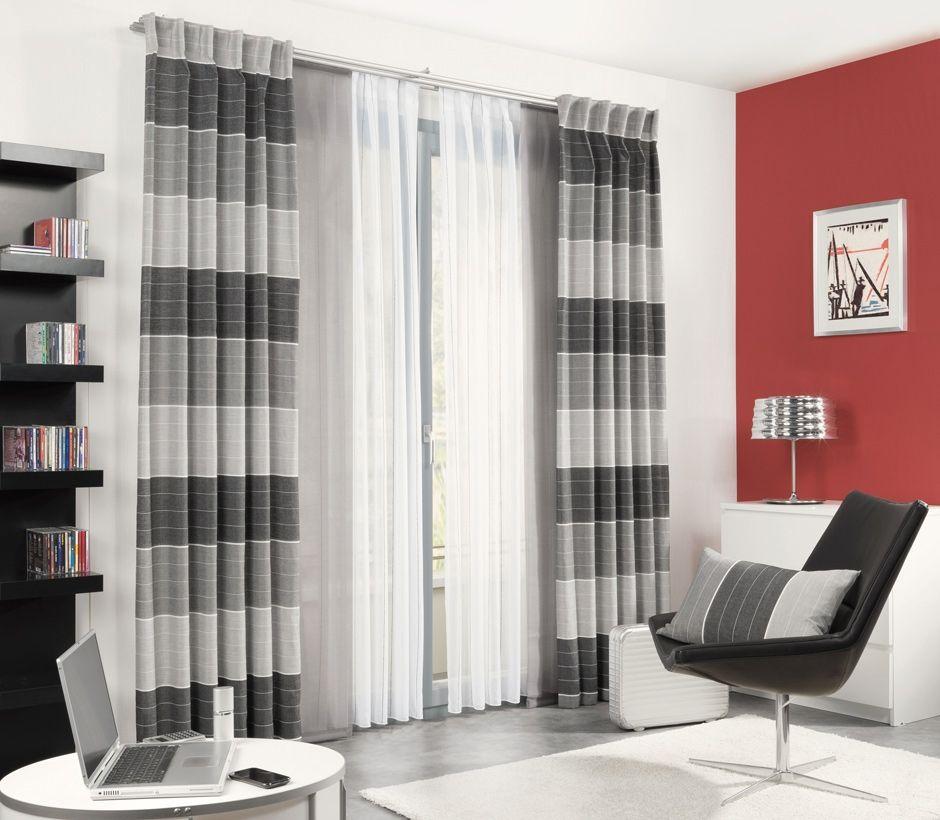200 Dekorations-Ideen für Ihre Fenster TTL/TTM Gardinen Pinterest