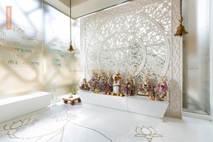 Designs Of Pooja Mandir At Homes. Door Design Best Pooja Door Design ...