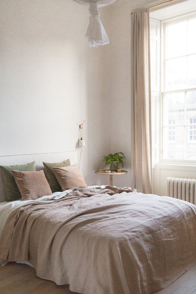 Photo of THE VALUE OF LINEN – INTRODUCING OUR BELGIAN LINEN COLLECTION