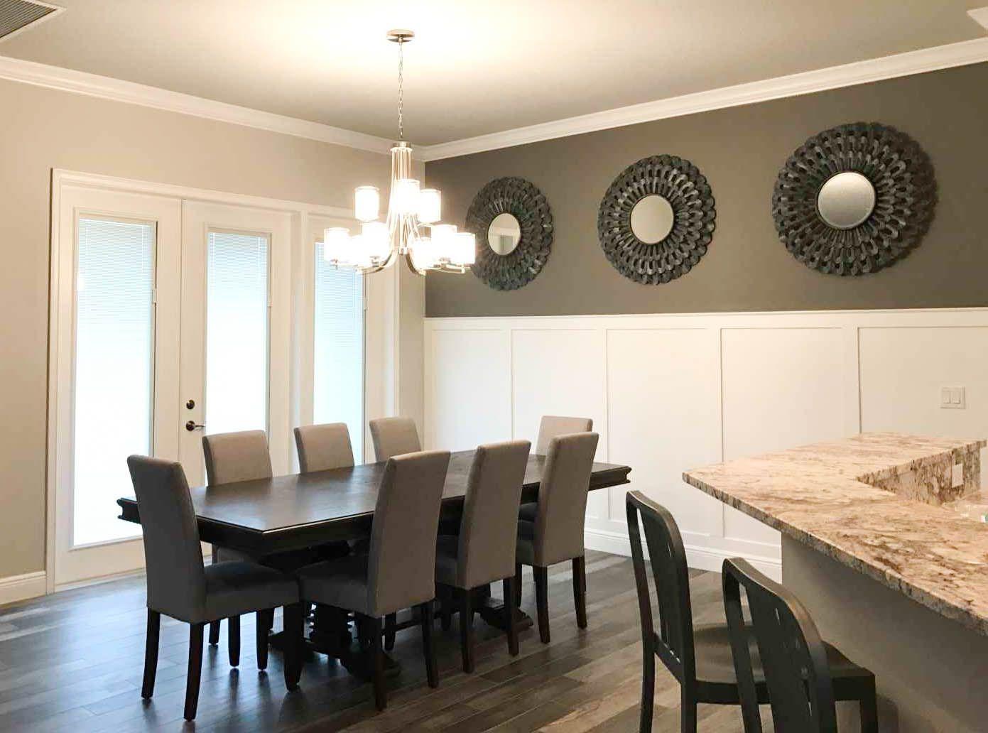 Contemporary dining room Online Interior Design, Online design tips ...