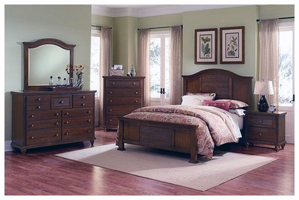 Used Vaughan Bassett Bedroom Furniture Vaughan Bassett Bedroom