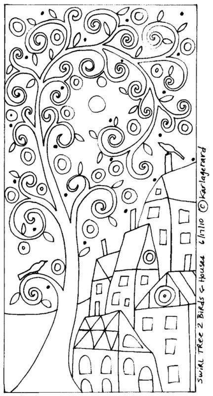 Blatt ausfüllen | Doodle Zentangle Buchkunst und so | Pinterest ...