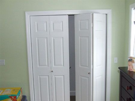 Home-Dzine - How to install bi-fold closet doors | DIY decor ...