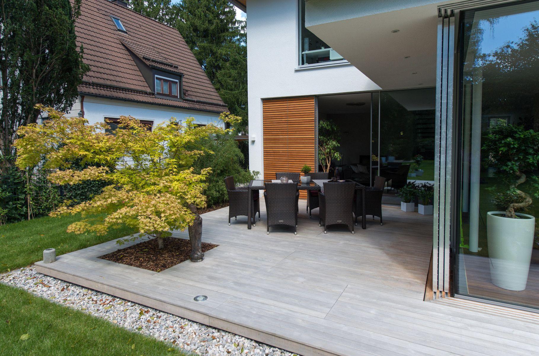 Holzterrassen München 15 jahre holzterrassen die holzterrasse münchen terrasse