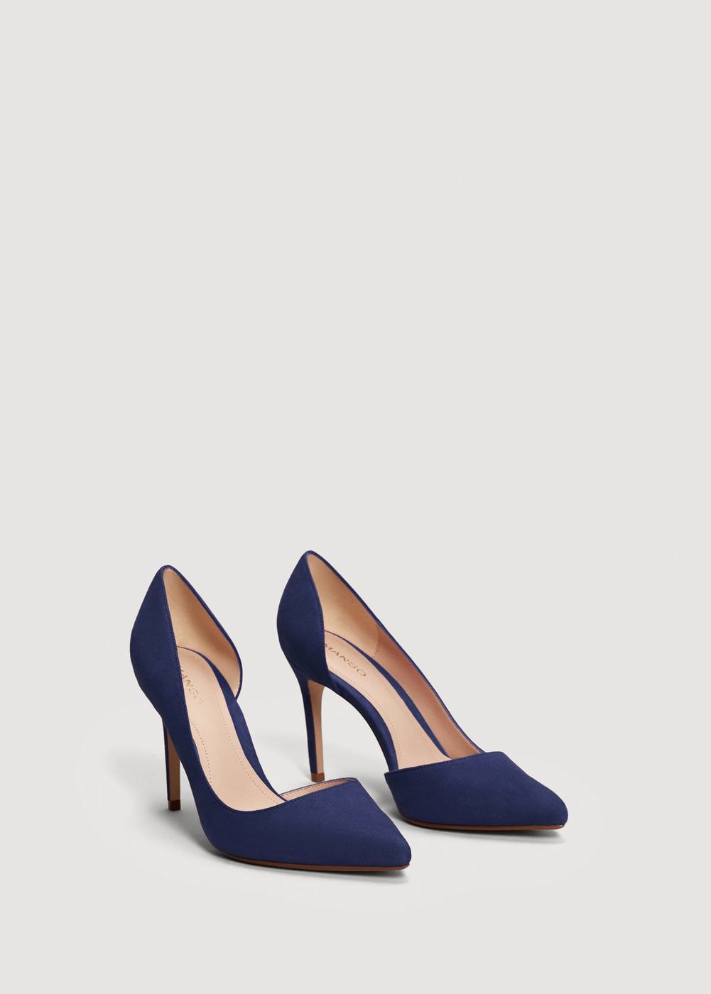 4c7e9db6481 Zapato salón asimétrico - Mujer en 2019