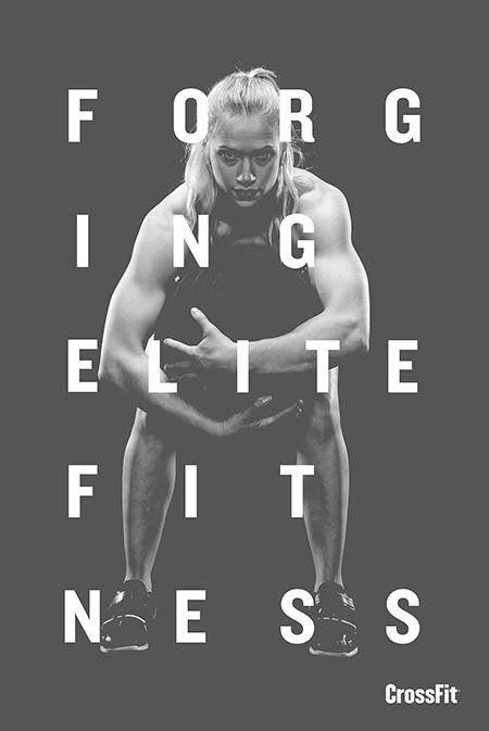 Forging Elite Fitness™ Poster - Annie Thorisdottir#annie #elite #fitness #forg...#annie #elite #fitn...
