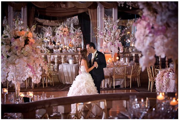 This Is A New York Wedding Held At The Pierre Hotel Ceremony And Reception Provided