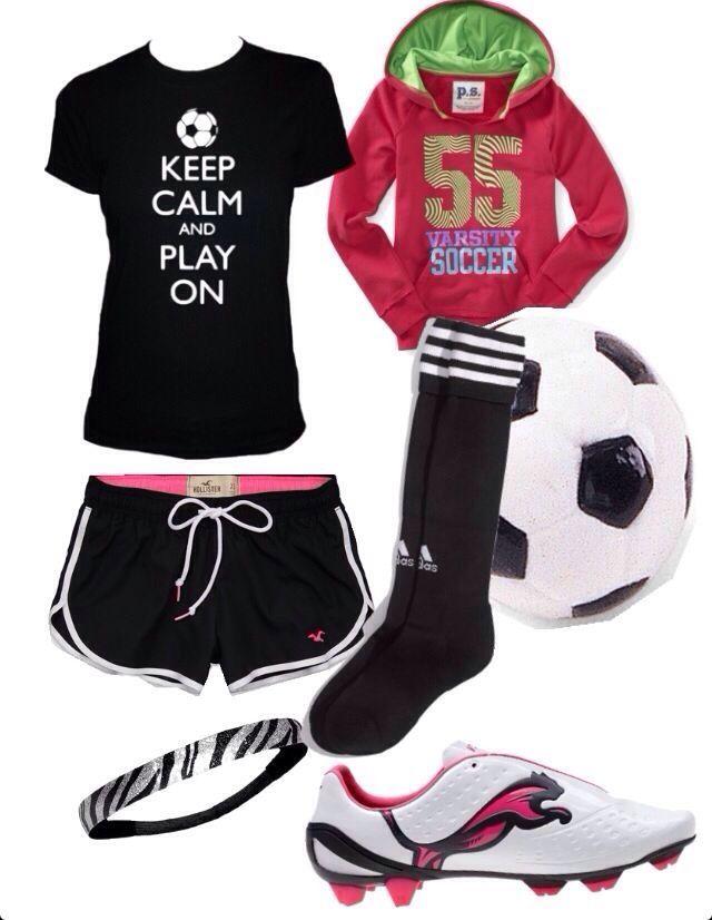 Girls Soccer Outfit Soccer Outfits Soccer Outfit Girls Soccer