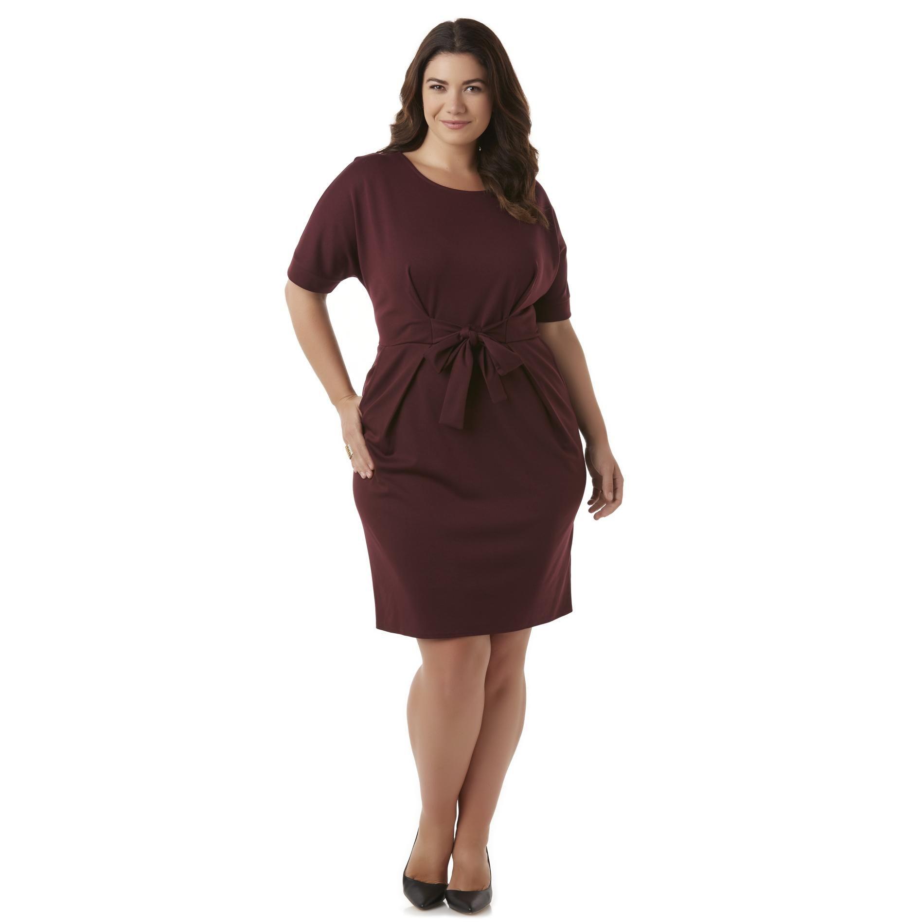 Simply Emma Women\'s Plus Dolman Dress   My Style   Dresses ...