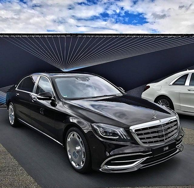 2017 Mercedes Benz Maybach S600 W222 Limousine With Images