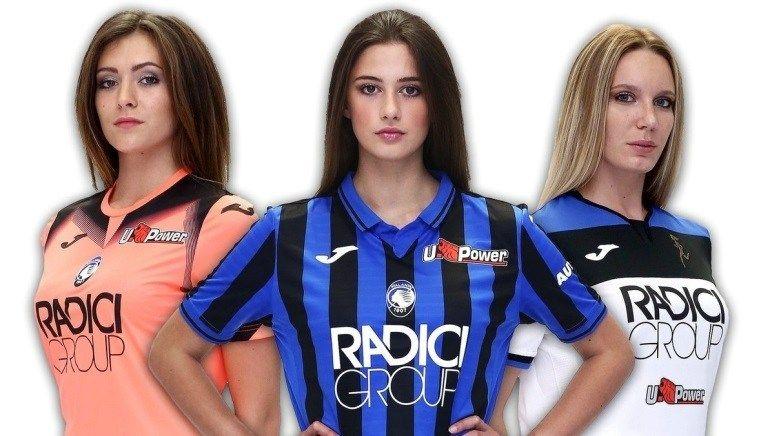 Atalanta 2019/20 Joma Home and Away Kits - FOOTBALL FASHION ...