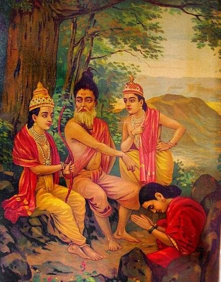 Ramayana: Whose curse on Ahalya did Rama break? | Ramyana