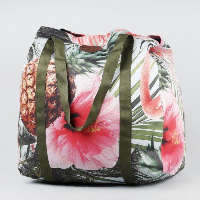 Väska - Nemo Tropical Print