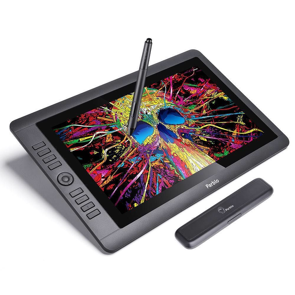 Pin By Parblo On Parblo Giveaway Design Contests Digital Tablet Battery Free Graphics Tablet