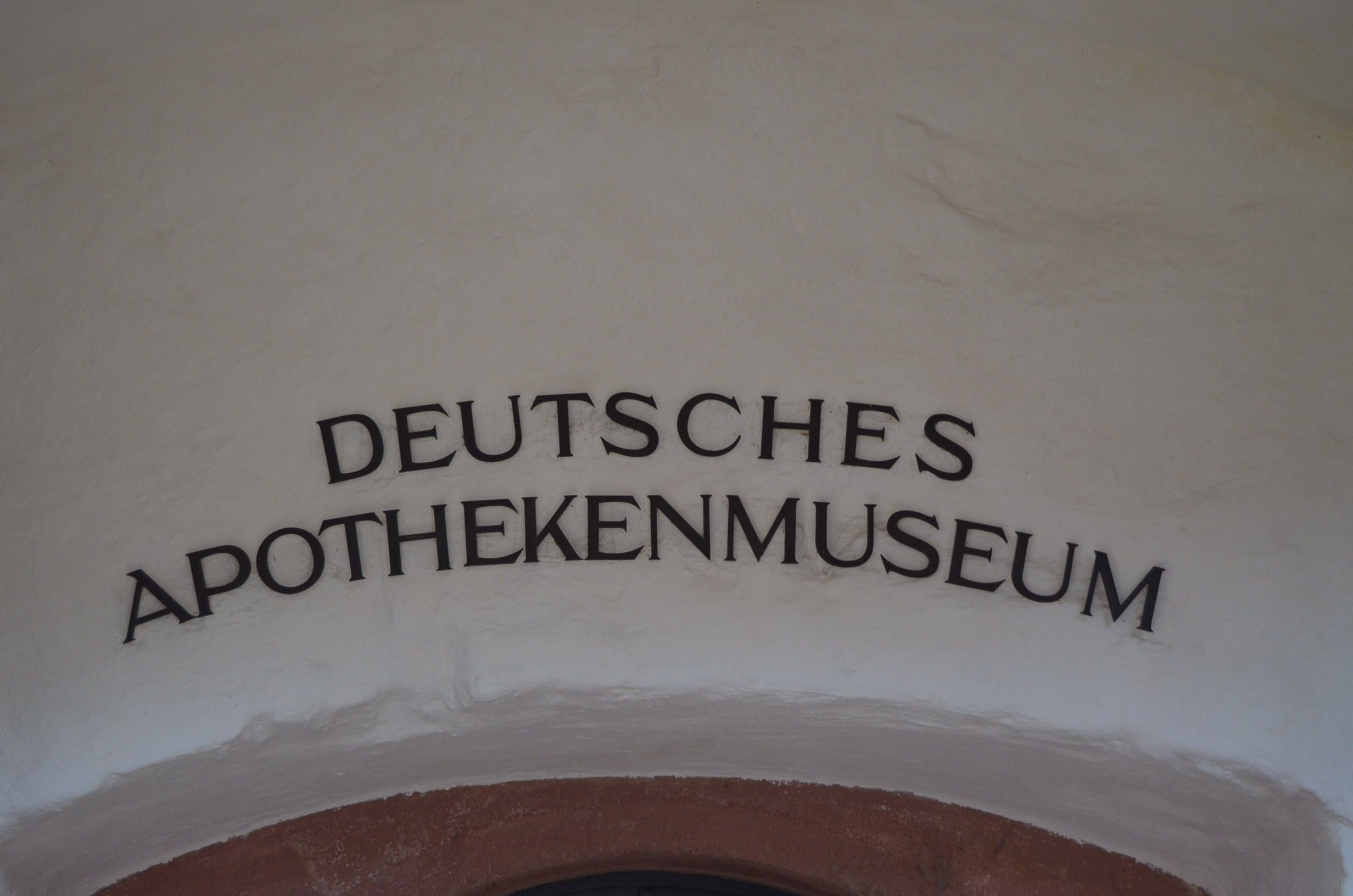 Farmacia castillo Heidelberg