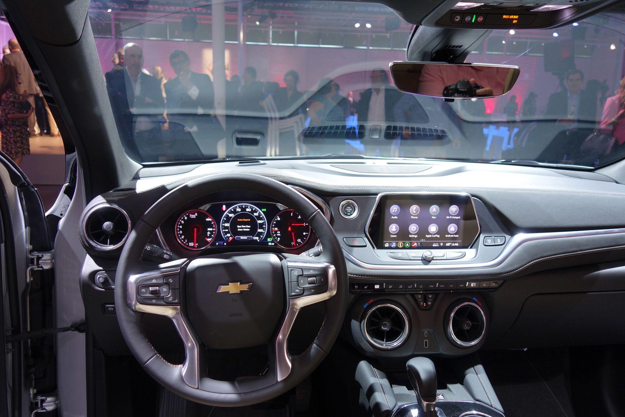 Blazer 2019 Chevrolet Chevrolet Blazer Hatchback