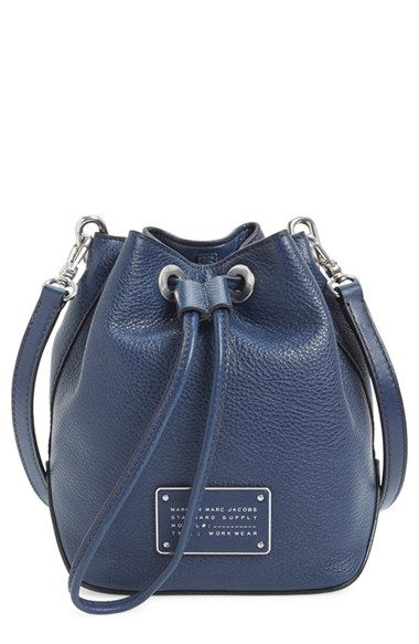 Marc By Jacobs New Too Hot To Handle Leather Bucket Bag Available At Nordstrom