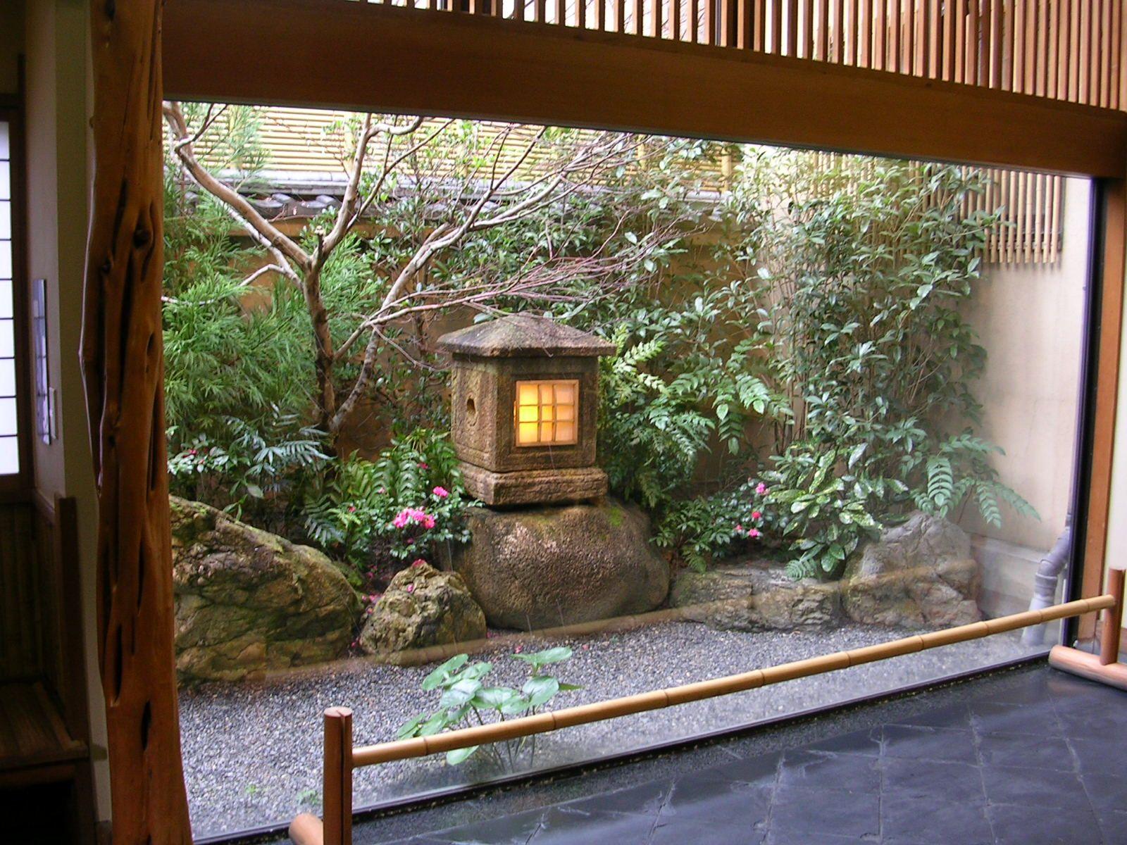 Japan Garden Flowers: Basement Window In 2019