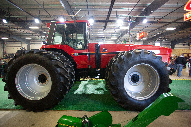 Mecum Gone Farmin' closes 2018 with 4.8million Iowa