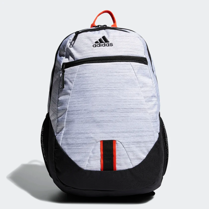 adidas Foundation 5 Backpack - White