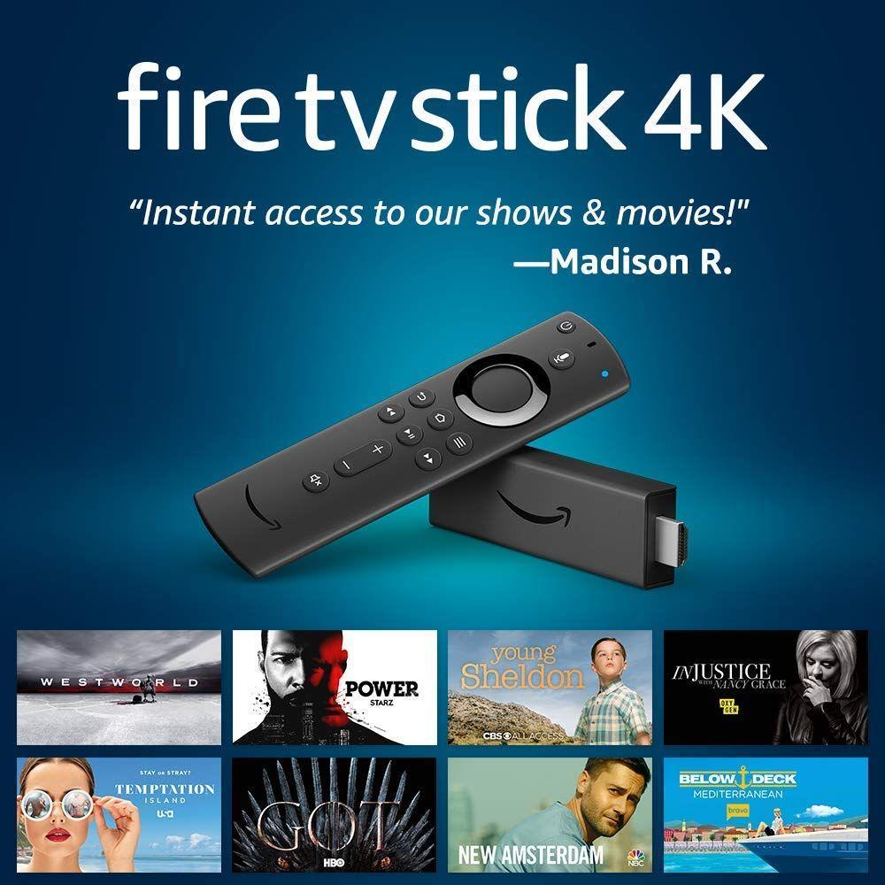 Amazon Fire Stick 4k Fire Tv Stick Amazon Fire Tv Stick Fire Tv