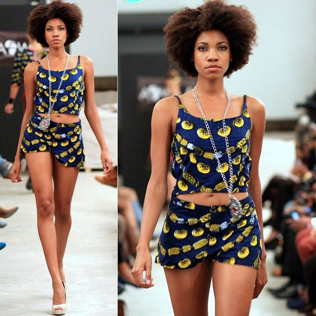 Africa Fashion Week Los Angeles 71
