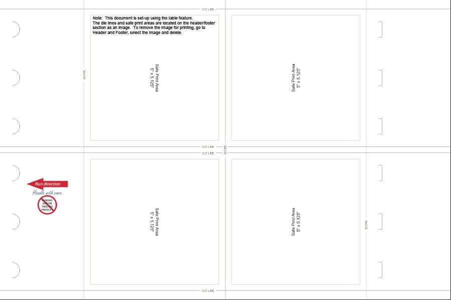 Best 3 Board Card Template Format Pdf Download You Calendars