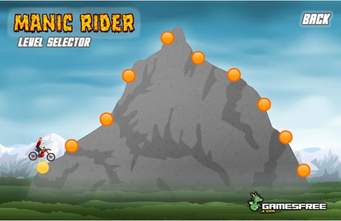 Manic Rider Unblocked Play Free
