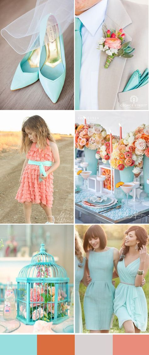 Top 10 Wedding Colors For Spring 2016 Part One Wedding Trends