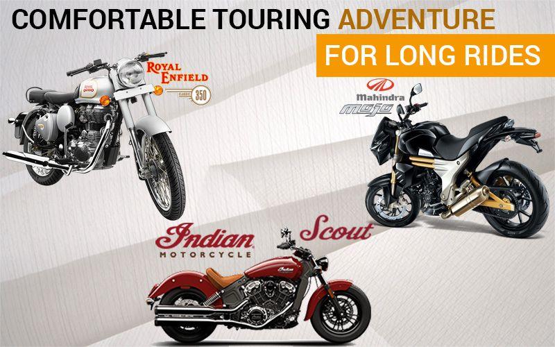 Comfortable Touring Adventure Bikes Touring Motorcycle Adventure