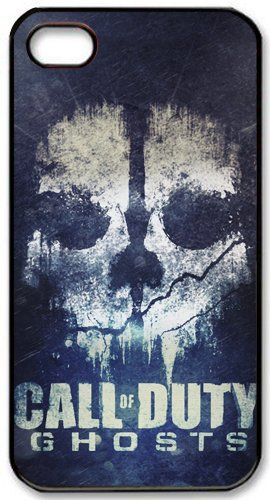 Cod Ghosts Skull Call Of Duty IPhone 4 4s Case Hard Shell Skin Protector Cover