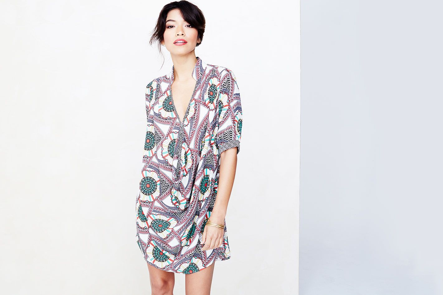 Put It in Print: Florals, Tie-Dye & More on HauteLook