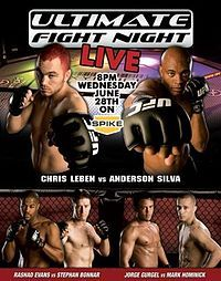Ultimate Fight Night 5. | Kung...