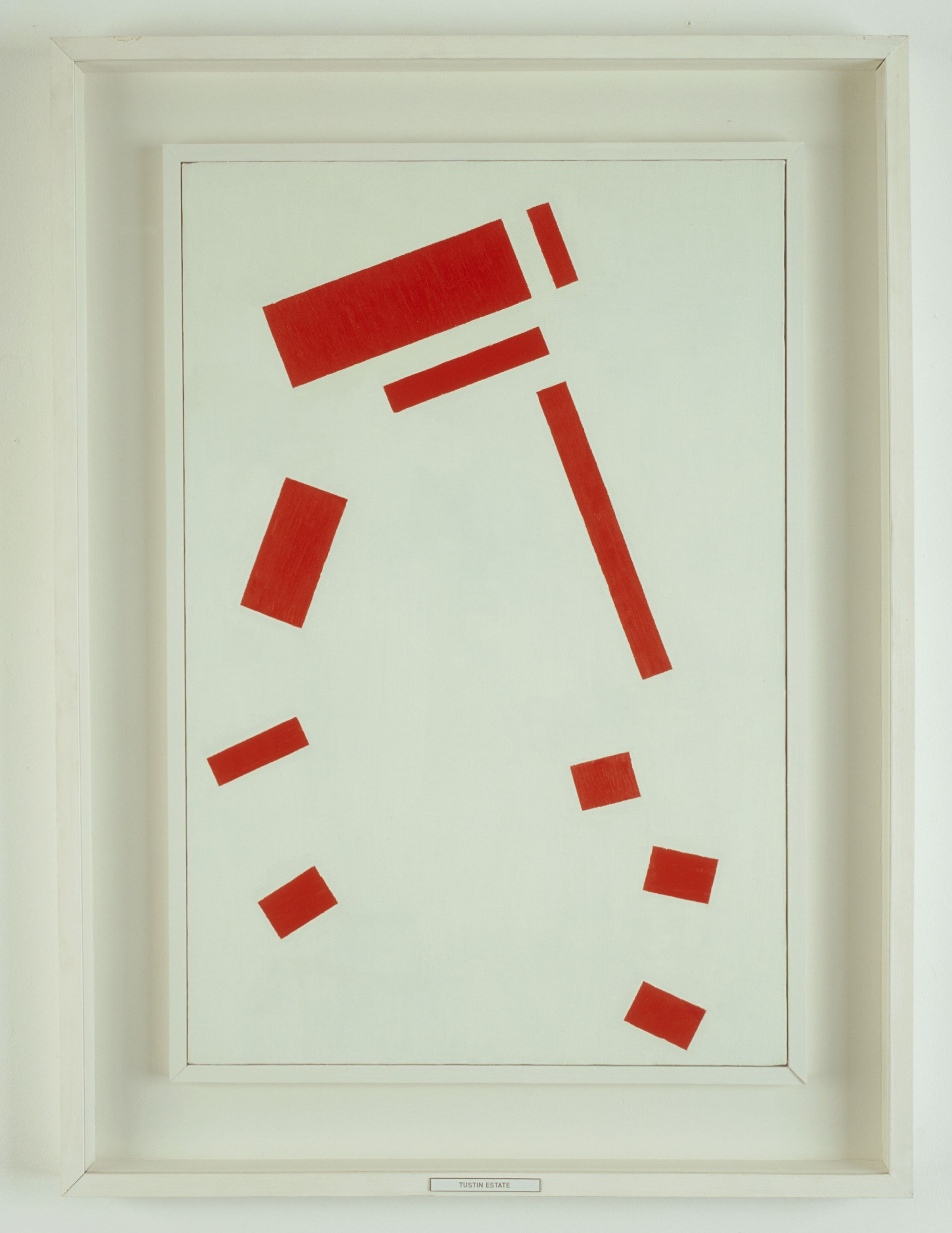 Painting Suprematist Geometric Abstract Malevich Replica Canvas Art Print