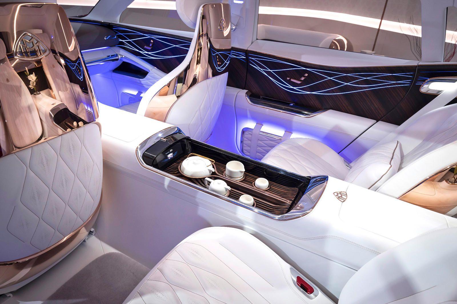 2021 Mercedes-Maybach SUV | Mercedes maybach, Maybach ...
