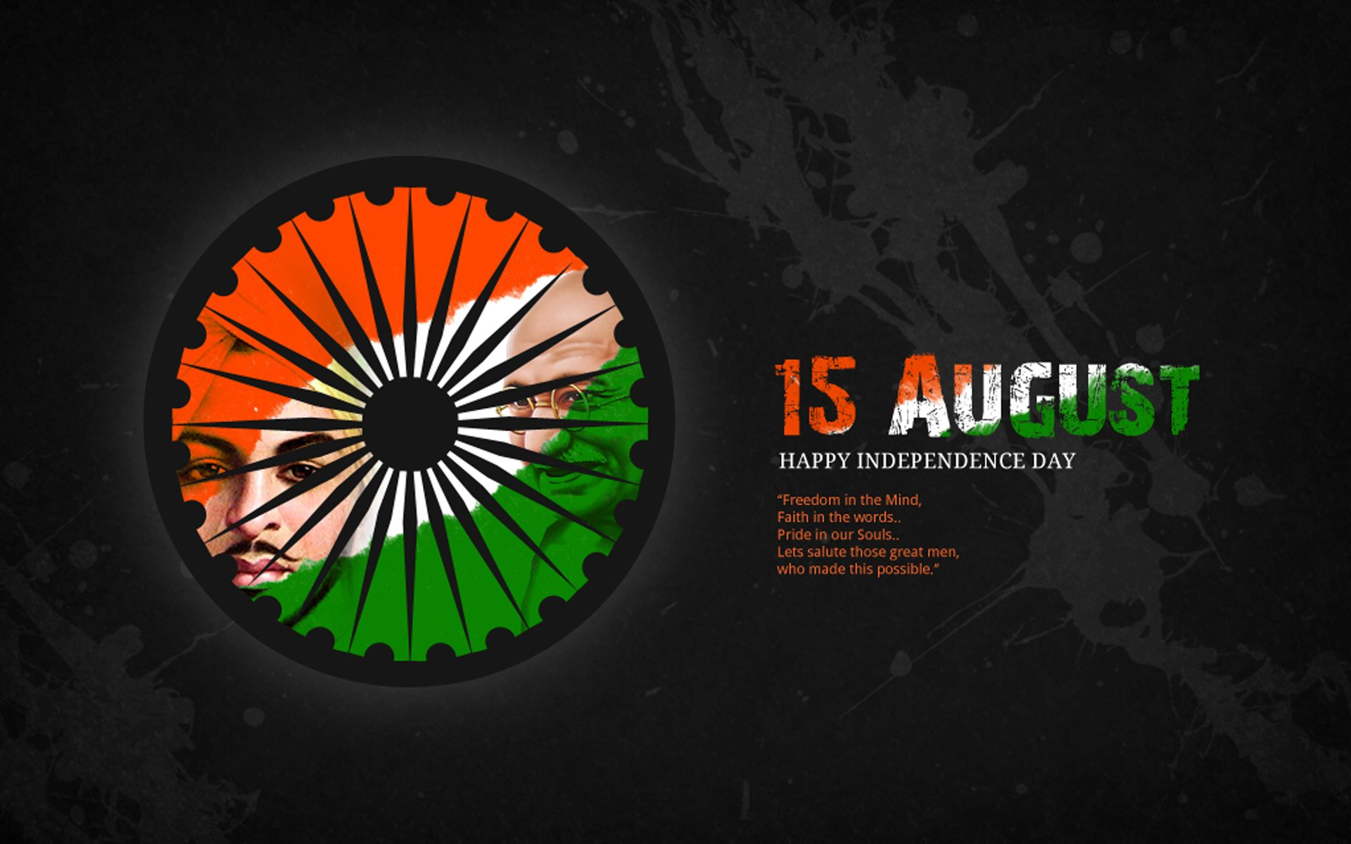 Attirant This Independence Day 2015 Should Be The Most Rapturous One For All. Happy  Independence Day Latest SMS, Messages, Wishes, Quotes Free Wallpapers,