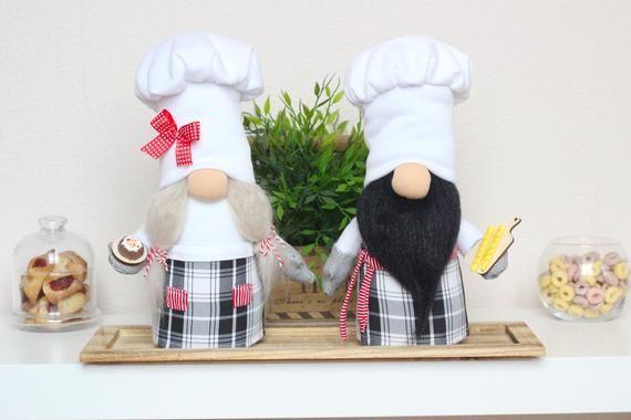 Perfect Stocking Filler Kids Christmas Chefs Helper Xmas Felt Chefs Hats