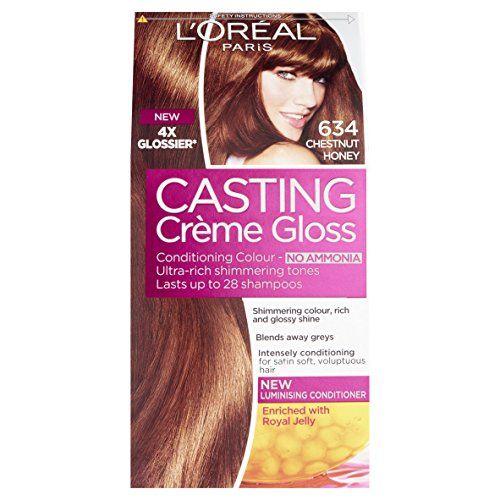 Loreal Loreal Paris Casting Creme Gloss Hair Colour Chestnut