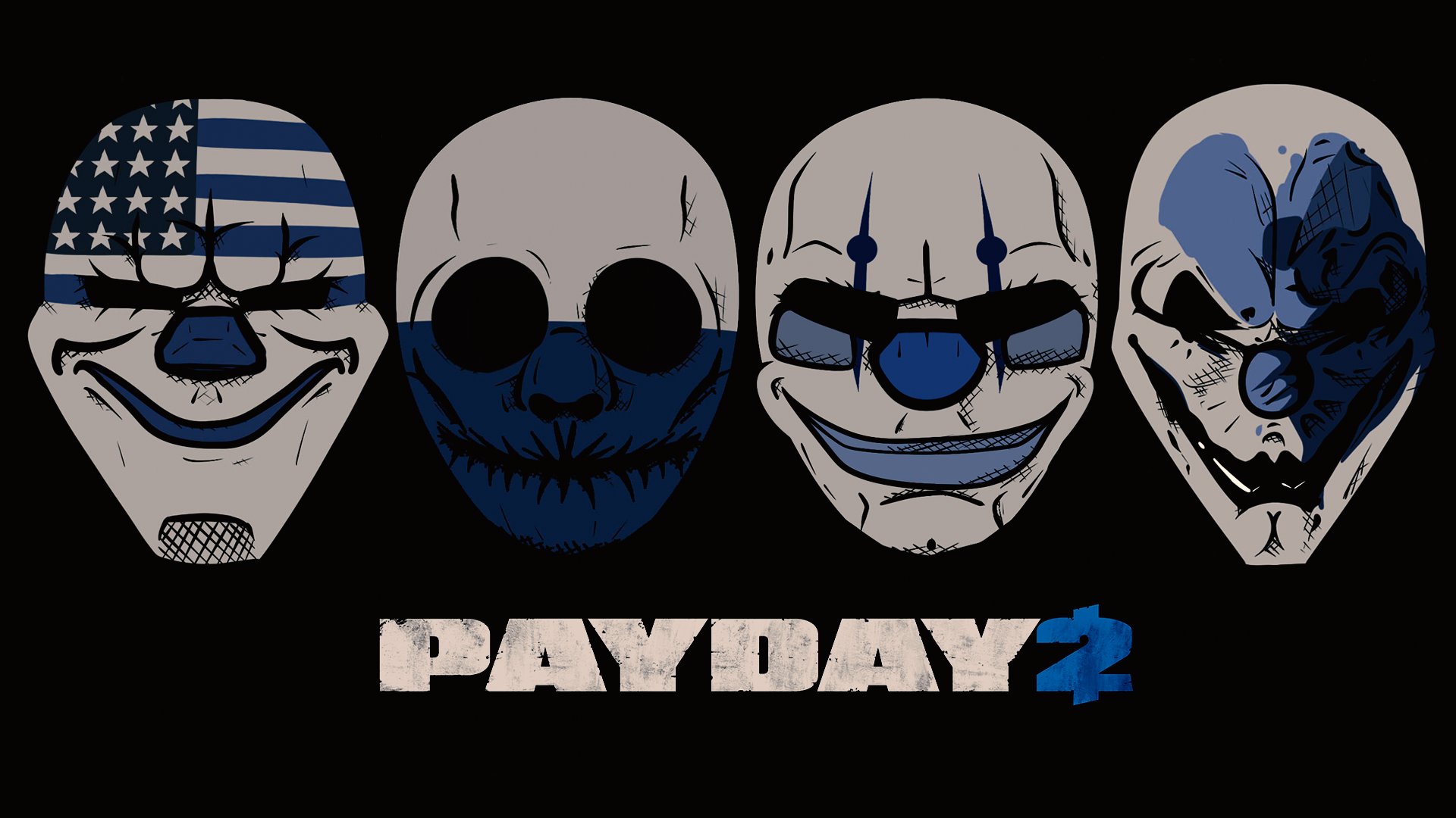 Payday 2 Wallpaper Wallpapers And Backgrounds