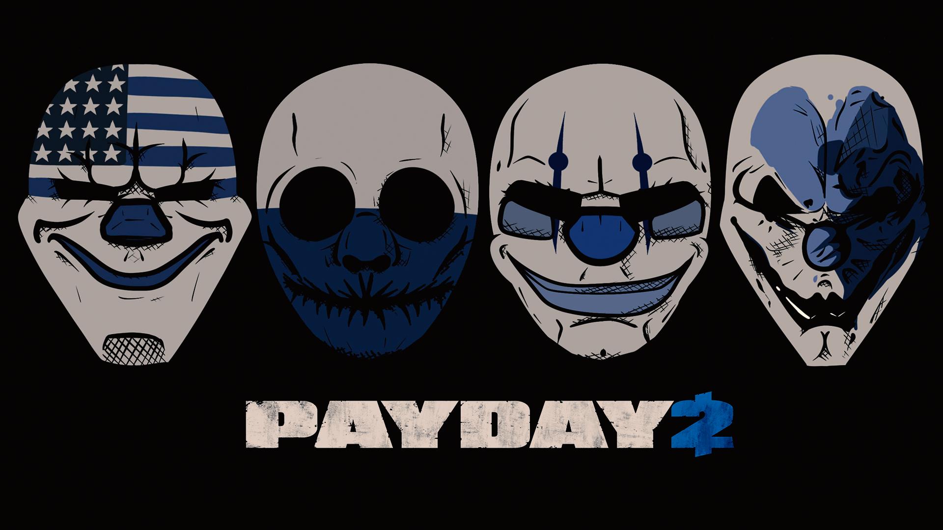 Payday 2 Wallpaper