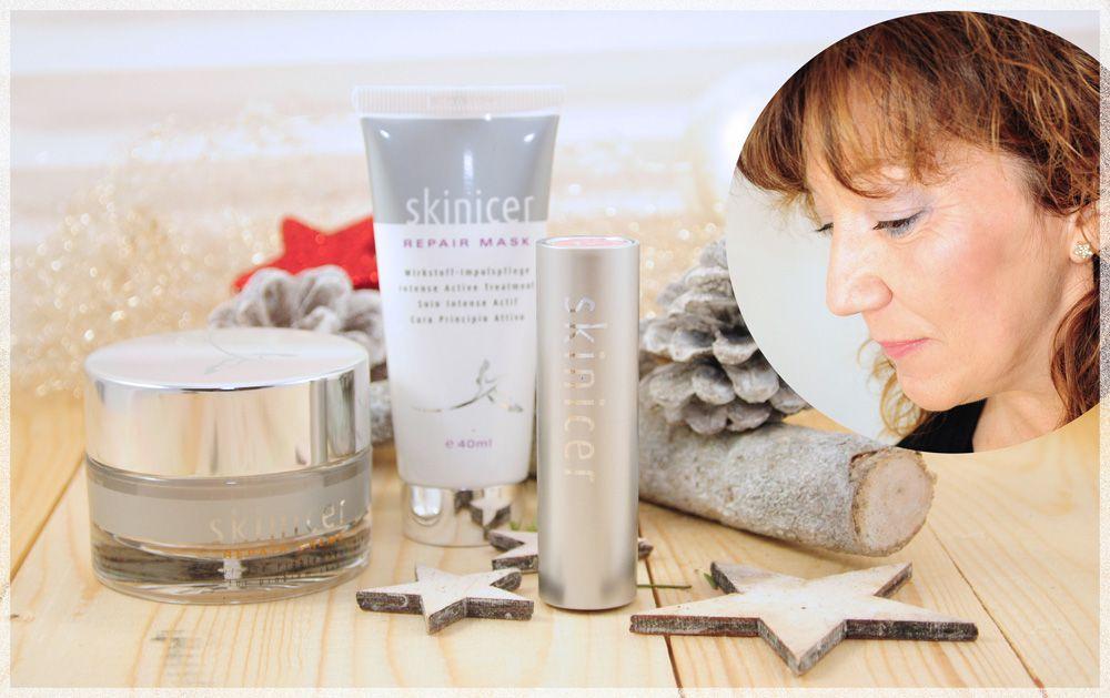 #Skinicer, #Kosmetik mit #Spiralin