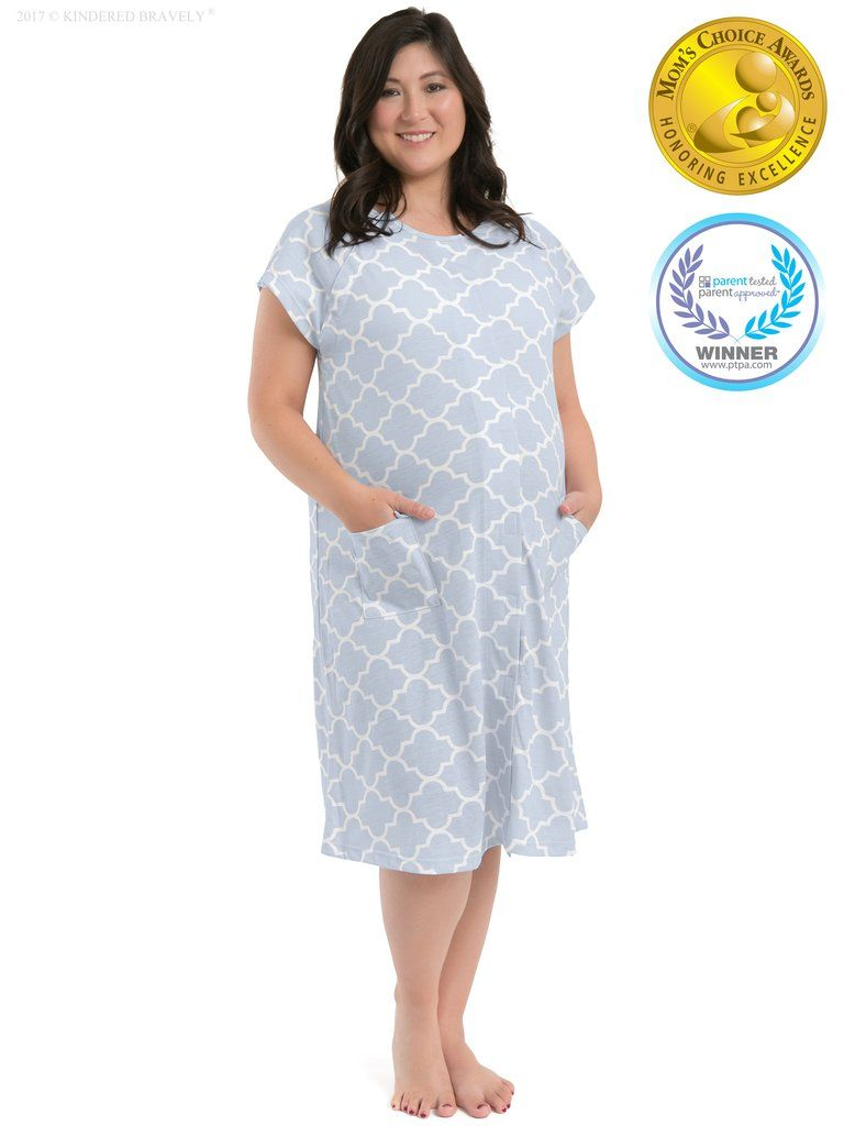 The Bravely Labor and Delivery Gown | Delivery gown, Labour and ...