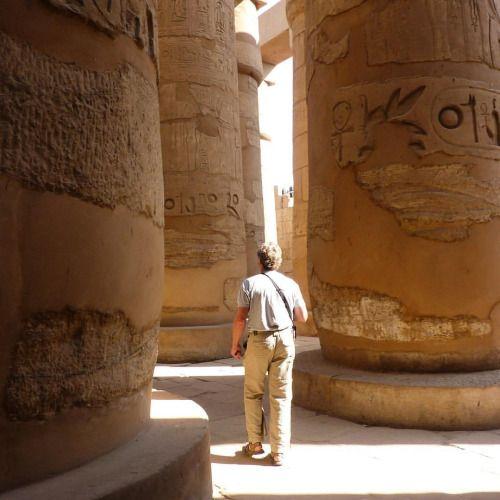 Karnak, Luxor, Egypt.  StoneHouse Artifacts.