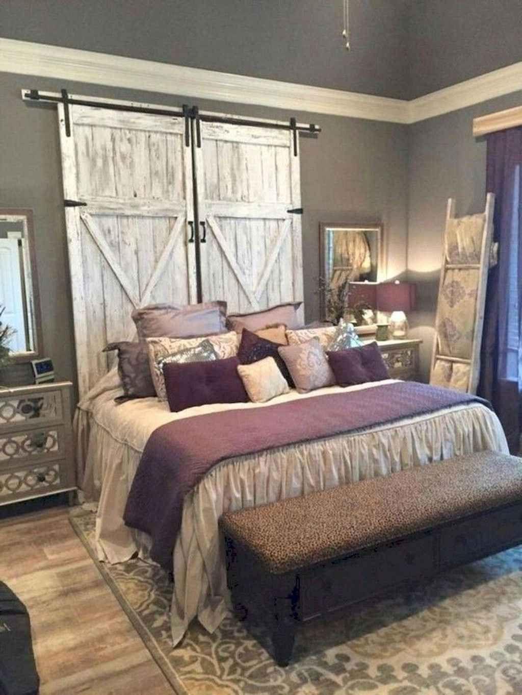 Modern Romantic Bedroom Designs: 75 Modern Farmhouse Bedroom Decorating Ideas