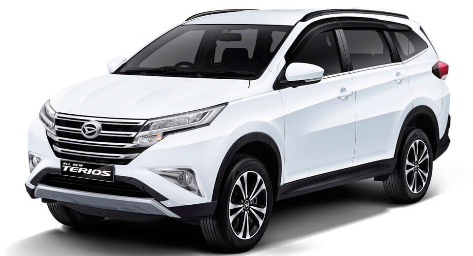 Daihatsu S New Terios Puts The Dn Multisix Concept Into Production Carscoops Daihatsu Terios Daihatsu Toyota Alphard