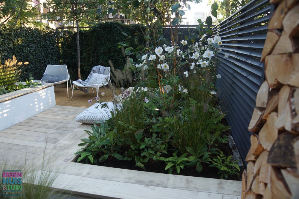Tuin garden ✭ ontwerp design erwin stam tuin extérieur en