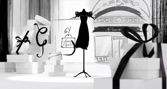 La petite robe noire film