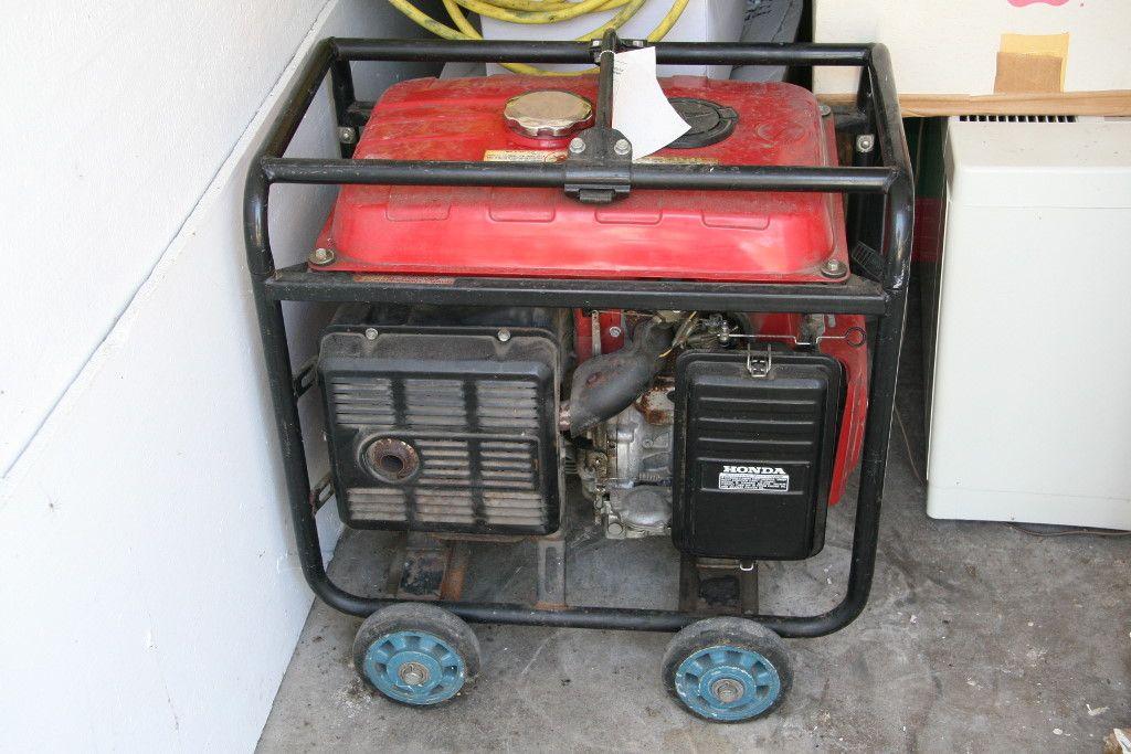 Look At This Old Honda Generator Throwback Thursday Honda Generator Honda Generator