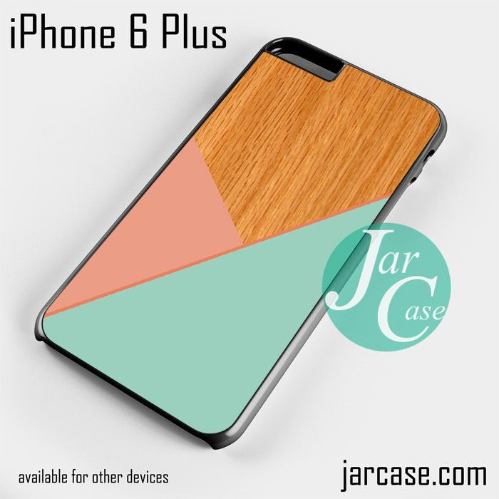 Wood Color 1 Phone case for iPhone 6 Plus and other iPhone devices