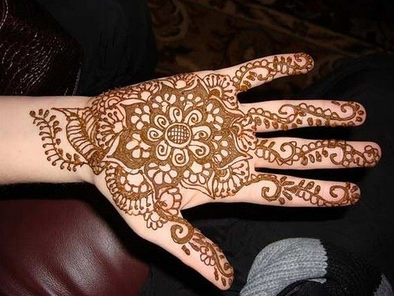 Mehndi Designs Simple And Easy for Hands Arabic to draw for